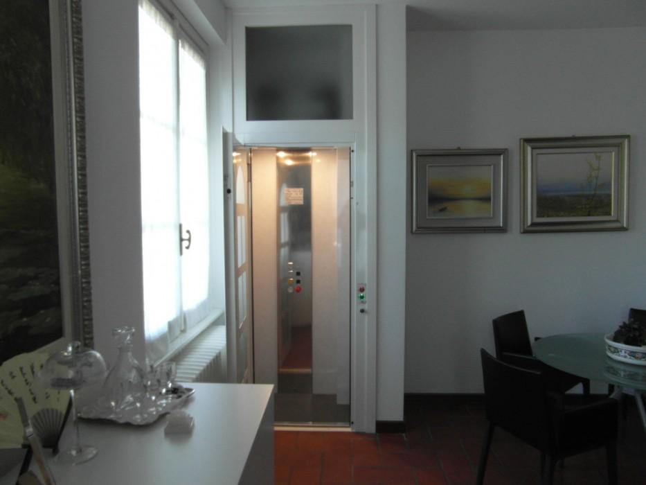 Esempi di installazione pirovano ascensori - Ascensore in casa ...