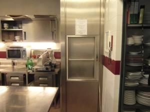 Montavivande dimensioni standard e su misura pirovano ascensori - Piano della cucina ...