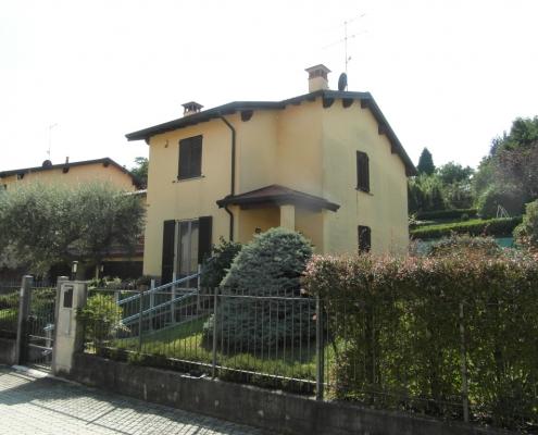 Immagine della casa prima dell'installazione